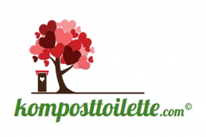 Logo Kompostklo von Komposttoilette.com