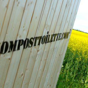 Gartentoiletten von komposttoilette.com