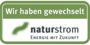 Naturstrom für Naturstrom-Komposttoiletten